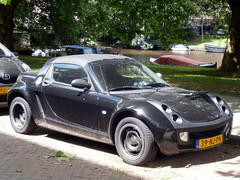 Smart Roadster 2003 nr2053 (a.k.a. Ardy) Tags: 39njph softtop