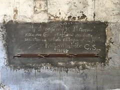 Alumetal (pepe50) Tags: italy decay trento mori trentino scritta alluminio 2015 alumetal exmontecatini pepe50
