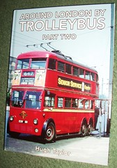 Around London by Trolleybus part 2 Hugh Taylor (Ledlon89) Tags: bus london transport trolleybus londonbus trolleybuses londonbooks busbook bsues