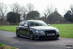 Audi RS4 - SPF (rotiformwheels) Tags: ride suspension air wheels audi spf rs4 ddt rotiform
