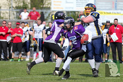 "RFL15 Langenfeld Longhorns vs. Assindia Cardinals 19.04.2015 052.jpg • <a style=""font-size:0.8em;"" href=""http://www.flickr.com/photos/64442770@N03/16584143233/"" target=""_blank"">View on Flickr</a>"