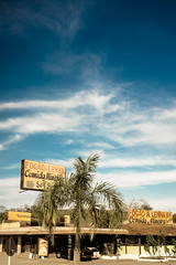 (KMGS Photography) Tags: travel blue brazil sky rio riodejaneiro landscape restaurant buzios colourful