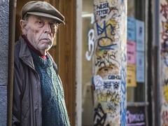EL Raval (Nidal Jenaiah) Tags: barcelona street city color person calle spain strasse streetphotography