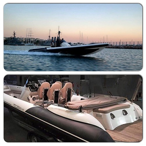 Technohull Sea DNA 999, 350hp. VW Diesel based in Athens! #rib #cruises #sea #greece #summer #greekislands #rentaboat #boat
