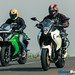 Kawasaki Ninja 650 vs Benelli BN 600 GT
