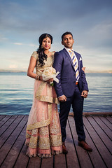 Sindu & Dilla (Severin Sadjina) Tags: wedding portrait woman man men groom bride women couple dress paar mann frau dame damen par fru mnner frauen portrett kvinne