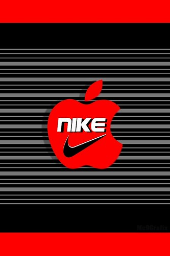 Nike Iphone 5 Wallpaper By Mc9Grafix