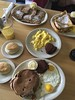 Breakfast (austin.restaurants) Tags: frenchtoast ios8 iphone6 restaurantkerbeylanecafe biscuits eggs iphone pancakes public urbanspoon 2015 march 7th 150307 saturday march7th img2977 breakfastplatter locationdragthe
