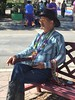 A cowboy sitting pretty (LarryJay99 ) Tags: street b gay hairy man male men guy hat bench goatee boots masculine manly oldman glbt guys dude jeans facialhair gaypride dudes stud sittingpretty studs pridefest lakeworth virile