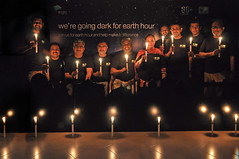 Earth Hour 2015 Picture 1 (csrpakistan) Tags: pakistan green finland prime foods office with head earth butt corporation hour program coal karachi liisa minister celebrating wwf engro vopak csr hussain 2015 helka wajid junejo ploymers nazifa rohweder secmc julkunen ellengy