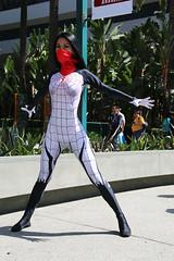 IMG_9140 (willdleeesq) Tags: cosplay spiderman silk cosplayer marvel marvelcomics cosplayers wondercon spiderwoman wca2015 wondercon2015