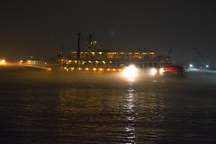 Riverboat at Nigh