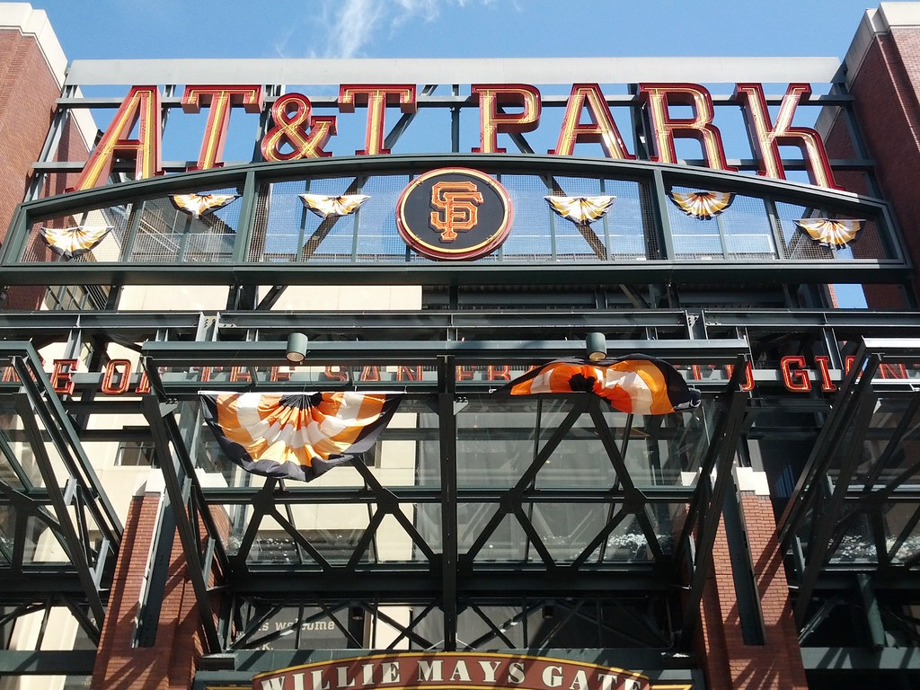 AT&T Park - San Francisco Giants by Photographing Travis, on Flickr