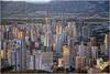 (080/15) El bosque de hormigón (Pablo Arias) Tags: españa photoshop spain arquitectura alicante hdr benidorm smörgåsbord photomatix edificiosymonumentos tamron18250 olequebonito nikond300 greatmanipulart grouptripod olétusfotos goldenvisions pabloarias