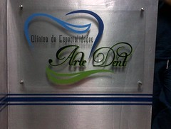 Rotulación consultorio Odontologico