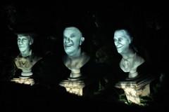 Singing Ghost heads at Disneyland Haunted Mansion (GMLSKIS) Tags: california disneyland disney amusementpark hauntedmansion