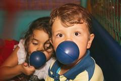 Plastic Pool Party (RafaeI Queiroz) Tags: party pool kids canon flash 18135