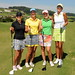 Adriana Cabernite, Claudia Rappa, Marina Leo e Dalila Costa