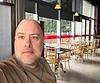 Day 1207 - Day 112: @ Thai Thani Kitchen (knoopie) Tags: selfportrait me doug april day112 picturemail iphone 2015 year4 knoop 365days knoopie 365more day1207 365daysyear4 thaithanikitchen