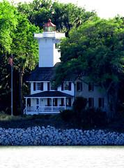 IMG_4563 (claywakening) Tags: lighthouse daufuskieisland