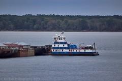 Cullen Landolt at Decatur, AL (KD Rail Photography) Tags: boats fallcolors alabama vessel transportation decatur tennesseeriver waterways barges towboat