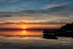 Golden Moments (Don3rdSE) Tags: trip travel family sky sun lake color nature water wisconsin clouds sunrise canon eos midwest natural scenic may visit madison 5d canon5d wi waterscape stoughton lakekegonsa 2016 don3rdse townofdunn 3rdsiblingphotography amundsonlanding