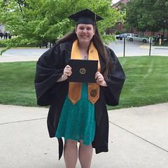 Erin Kelly Graduation 2016