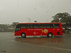 Land Car, Inc. 172 (Monkey D. Luffy 2) Tags: road city bus public del photography photo nikon philippines transport vehicles transportation coolpix daewoo vehicle society davao norte aspire philippine enthusiasts tagum philbes
