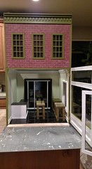 1/6 scale Street of Dreams project (Ken Haseltine Regent Miniatures) Tags: flower barbie florist 16 diorama 16scalefurniture regentminiatures kenhaseltine 16scalehouse