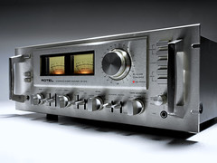 Rotel RA 1312 Stereo Amplifier (oldsansui) Tags: 1970 1975 1970s audio classic rotel stereo hifi retro amplifier receiver amp old radio seventies sound vintage design music 70erjahre madeinjapan highfidelity integratedamplifier analog audiophil solidstate electronic