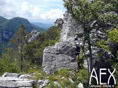 Lizzari-31 (Cicloalpinismo) Tags: parco mountain bike video foto extreme mtb cai monte sentiero alpi aex 190 apuane appennino vinca vetta foce escursione altana ugliancaldo cicloalpinismo cicloescursionismo lizzari