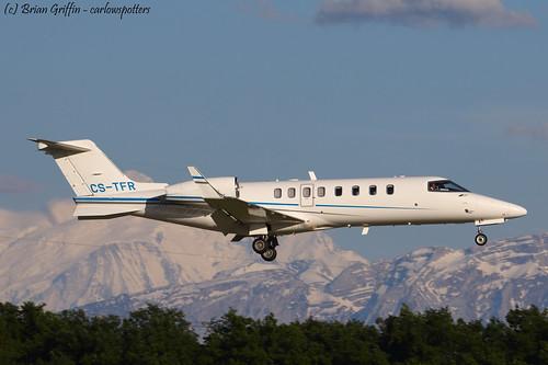 CS-TFR Omni - Aviacao E Tecnologia Learjet 45