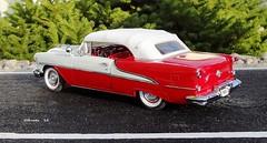 1955 Oldsmobile Super 88 Convertible (JCarnutz) Tags: 1955 super88 oldsmobile diecast 124scale danburymint