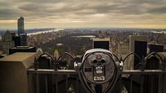 Central Park from Top of Rockefeller (rafaelpuerto) Tags: park nyc ny newyork centralpark tor rockefeller 18200 rafaelpuerto