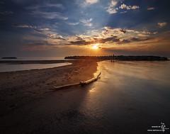 (Z!@) Tags: beach canon landscape eos lakeerie presqueisle 6d sunsetatlakeerie seascpae