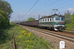 183034 Ruskov/Slovakia (Gridboy56) Tags: railroad electric train trains slovakia locomotive railways freight locomotives skoda 183 railfreight zssk zsskcargo ruskov 183034
