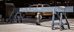 Police Line - Do Not Cross, New York