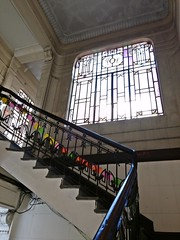 20150618_115053 (ElianaMarlen) Tags: arquitecture architecture street streetphotography photography rosario argentina window interior stairs