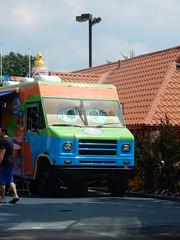 snuffy food truck (pompomflipflop) Tags: sesameplace sesamestreet