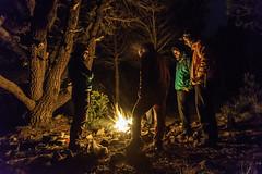 A donde vayas, brillar su luz. (Carlos A. Barrientos) Tags: dios guatemala volcano tajumulco trees night nightscape fire friends stars wood walking travel visiting earth earthpic camp nature naturelight naturepics