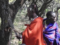 DSCN0299 (David Bygott) Tags: africa tanzania misigiyo maasai ngorongoro nca warrior moran olpul