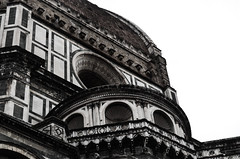 Florence. (Beth-) Tags: architecture florence firenze italy italia europe world details black white monument place city europa square art artist brunelleschi amazing contrast beauty beautiful building nikon love
