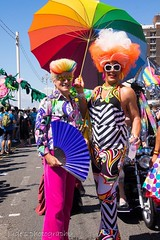 The colours of Pride (judethedude73) Tags: carnival seaside brighton dragqueens laughter fun festival vibrant urban city street photography