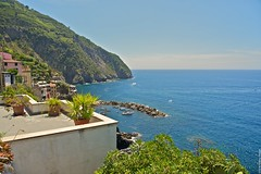 2016-07-04 at 14-19-57 (andreyshagin) Tags: riomaggiore italy architecture andrey shagin summer nikon d750 daylight trip travel town tradition beautiful