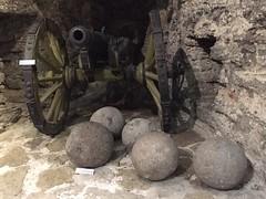 Cannon (NH53) Tags: tallinn cannon kiek kok