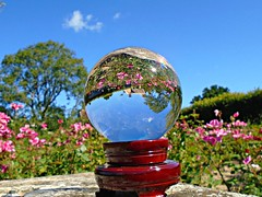 Batemans in a bubble (ttelyob) Tags: batemans nationaltrust globe ball crystalball picmonkey