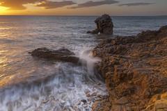 Shot Rock - 'Tate & Lyle Sunrise' (mattwalkerncl) Tags: canon eos 6d fullframe landscape seascape uk england summer sunrise colour water movement lee manfrotto filter