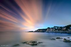 29122013-Mafrmcfa-08628.jpg (Mafr-Mcfa) Tags: expotallers mediterraneo sagaro spain catalonia nube agua mar cielo arena roca gerona amanecer playa