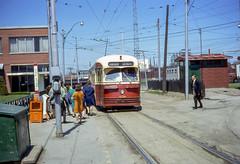 19680510 46 TTC 4339 Runnymede Loop (davidwilson1949) Tags: toronto ontario ttc streetcar pcc