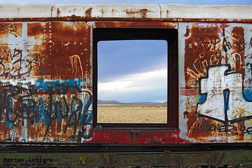 Train cemetery - Bolivia
